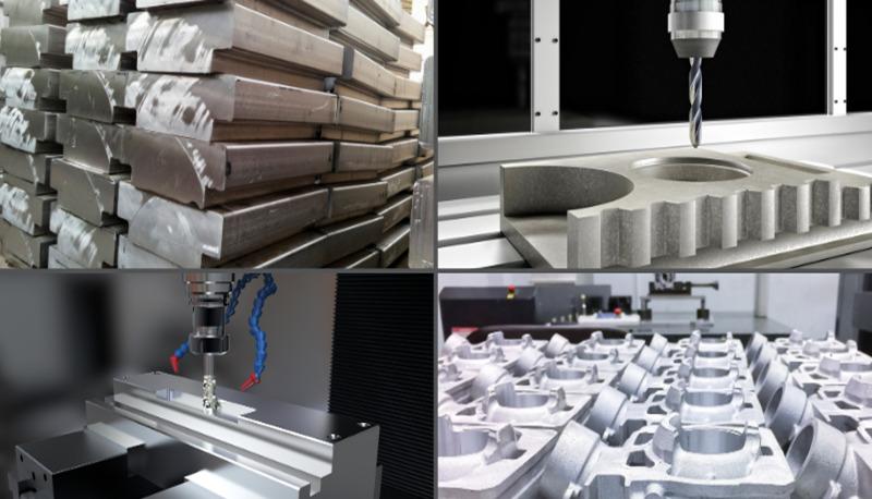 Milling Aluminum-feature image