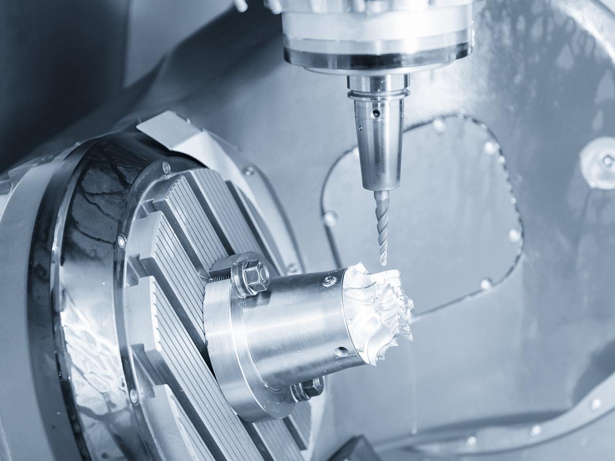 CNC machining - AutoProtoWay