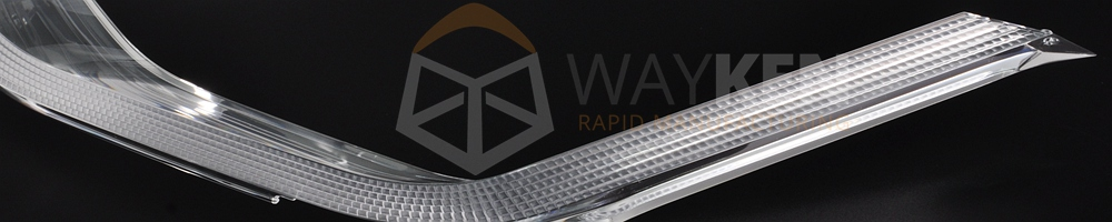 Optical part machining - AutoProtoWay