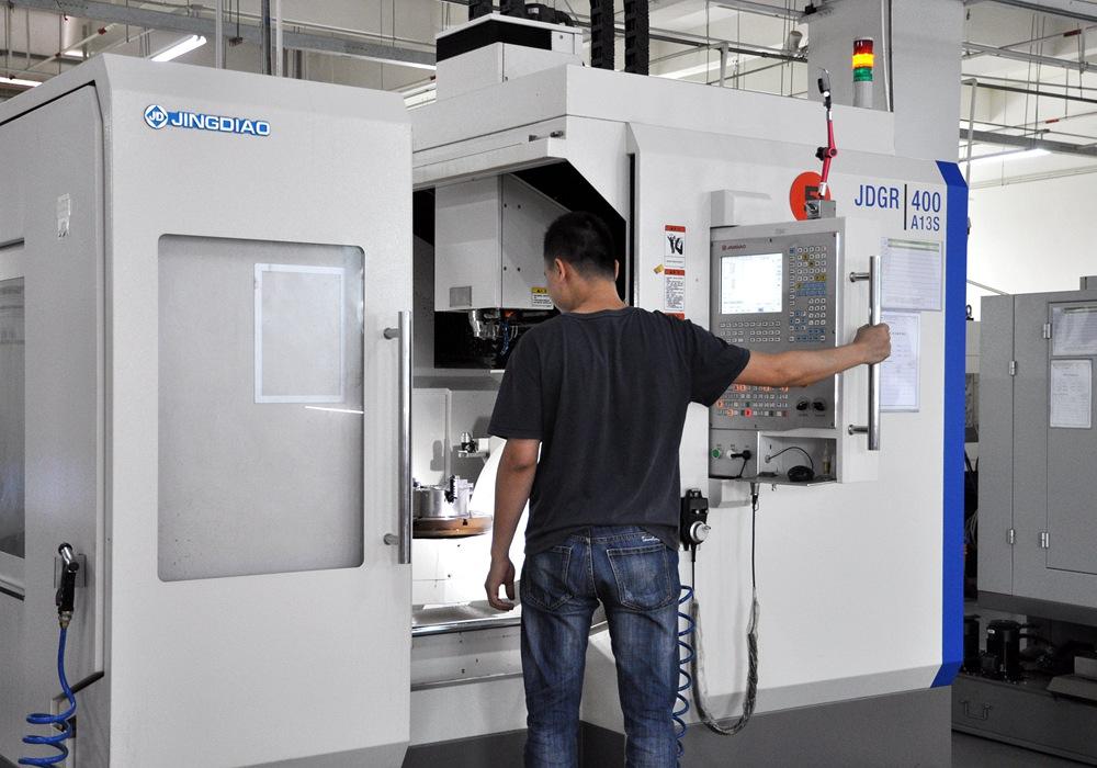 CNC operation - AutoProtoWay