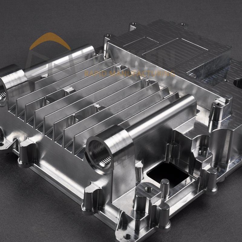 aluminum part - AutoProtoWay