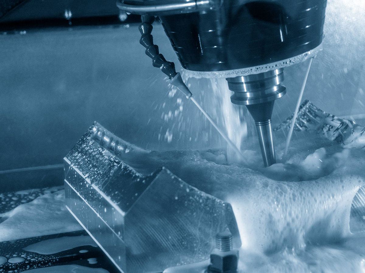 CNC milling - AutoProtoWay