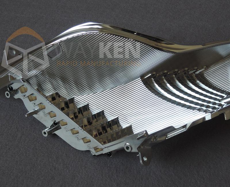 CNC machining aluminum parts - AutoProtoWay