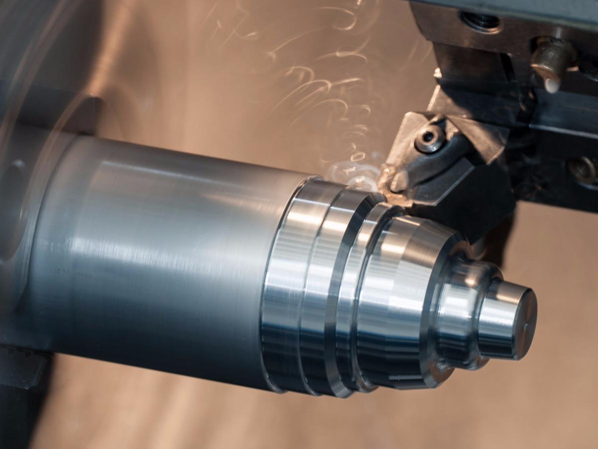 CNC turning - AutoProtoWay