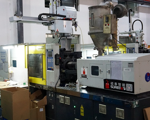 low volume mold production