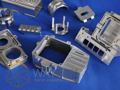 low volume cnc-metal parts