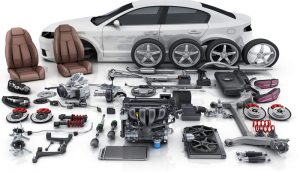CNC machine part in the automotive industry-feature images