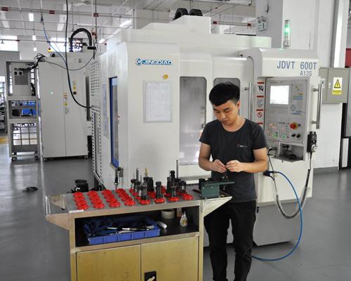 CNC production-3