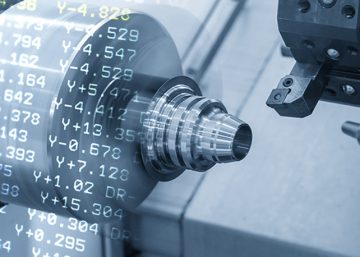 CNC production-feature image